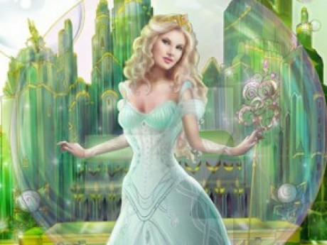 Roleplay character: Glinda the Good