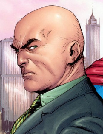 Roleplay character: Lex Luthor