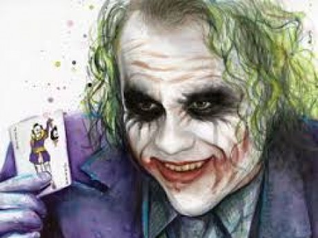 Roleplay character: The Joker