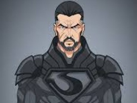 Roleplay character: Dru-Zod