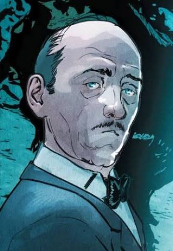 Roleplay character: Alfred J Pennyworth