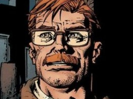 Roleplay character: Commissioner James Gordon