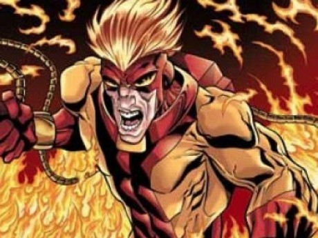 Roleplay character: Deacon Simmons / Firehawk
