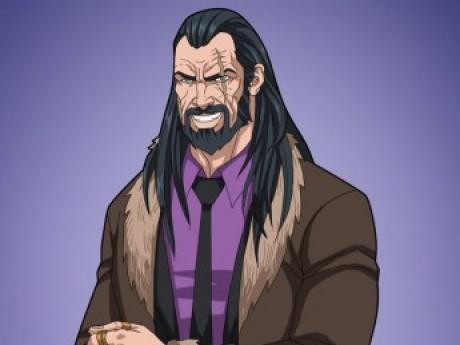 Roleplay character: Vandal Savage