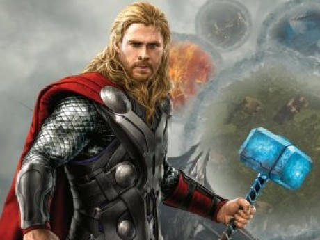 Roleplay character: Thor of Asgard