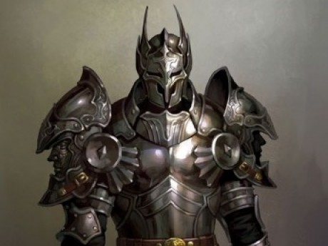 Roleplay character: The Iron Knight