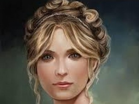 Roleplay character: The Widow (Gwendolyn) McFairen