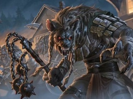 Character Gnoll's