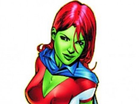 Roleplay character: Miss Martian