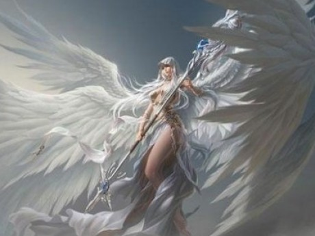 Roleplay character: Elohim, God/Goddess of light and Life**
