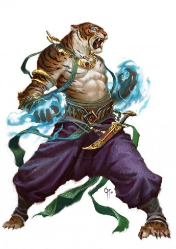 Image of Al Ker The Arcane Wizard