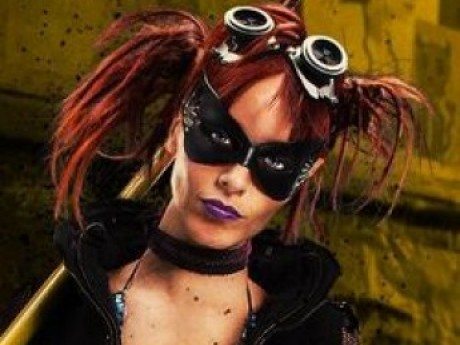 Character Bad Kitty aka Cindy Booth (NPC)