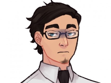 Roleplay character: Howard Pauling