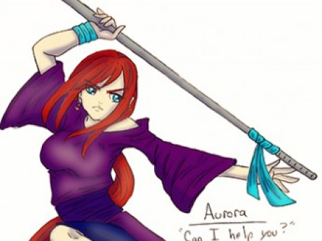 Roleplay character: Aurora