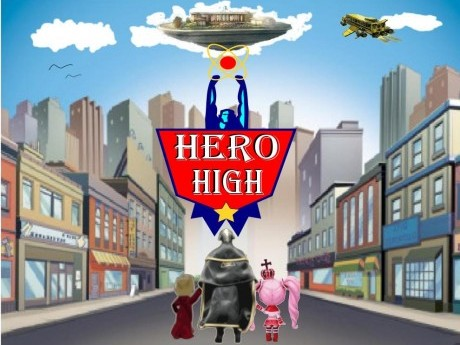 Hero High logo