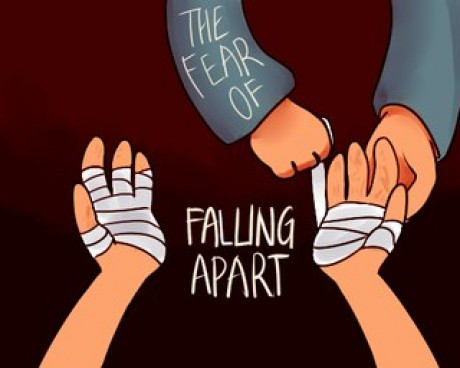The Fear Of Falling Apart logo