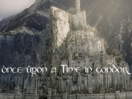Once Upon a Time in Gondor logo