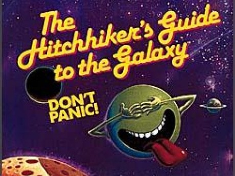 The Hitchhiker's Guide To The Galaxy play-by-post roleplaying game
