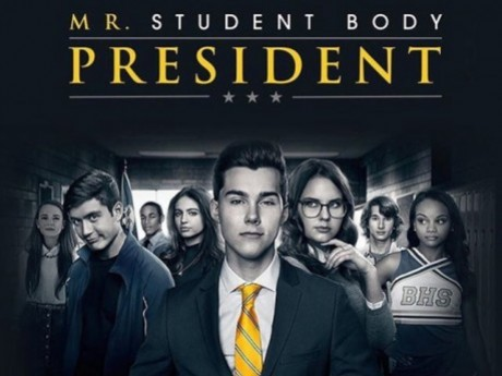 Mr. Student Body President - roleplaying game