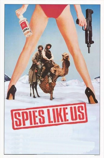 Game Spies Like Us image