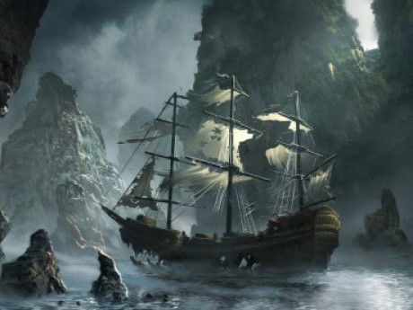 The Ship of Horrors play-by-post roleplaying game