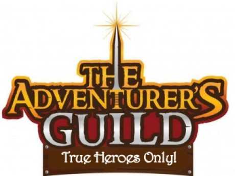 The Adventurer's Guild logo