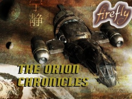Firefly: The Orion Chronicles logo