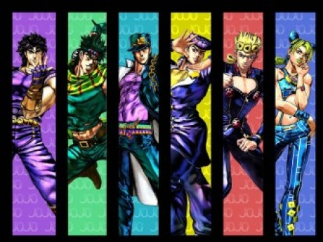 Jojo's Bizarre Adventure: Undeclared Community logo