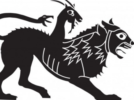 Chimeras secret logo