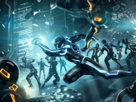 TRON: Revolution play-by-post roleplaying game