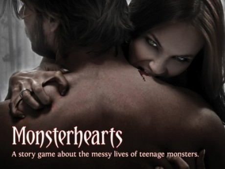 Monsterhearts - Olympia play-by-post roleplaying game