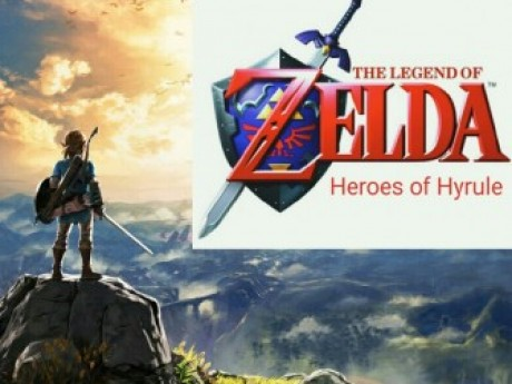 Game The Legend of Zelda: Heroes of Hyrule image