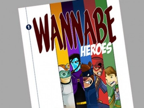 Wannabe Heroes play-by-post roleplaying game