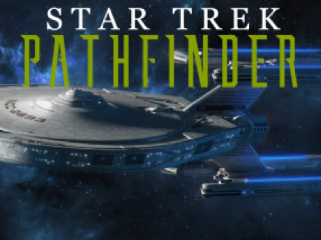 Star Trek: Pathfinder logo