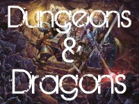 Dungeons and Dragons - roleplaying game